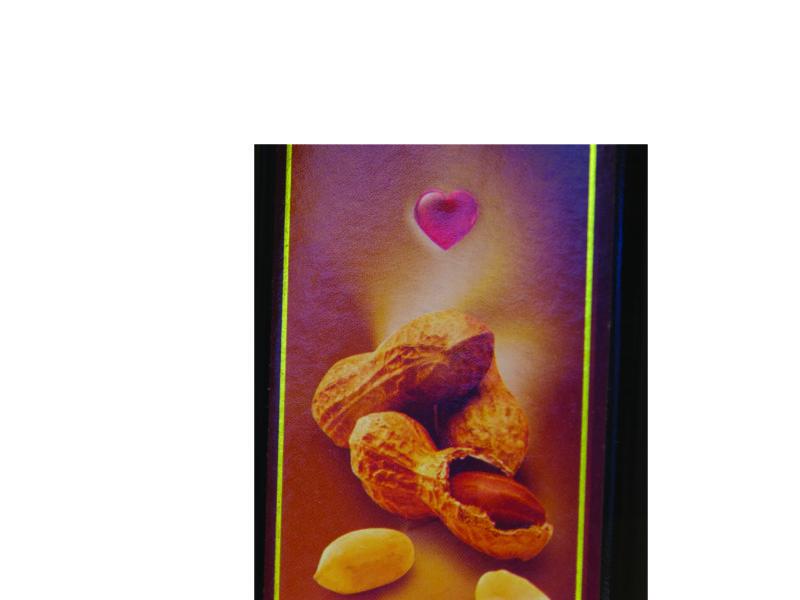 Etichette adesive - Olio d'arachidi